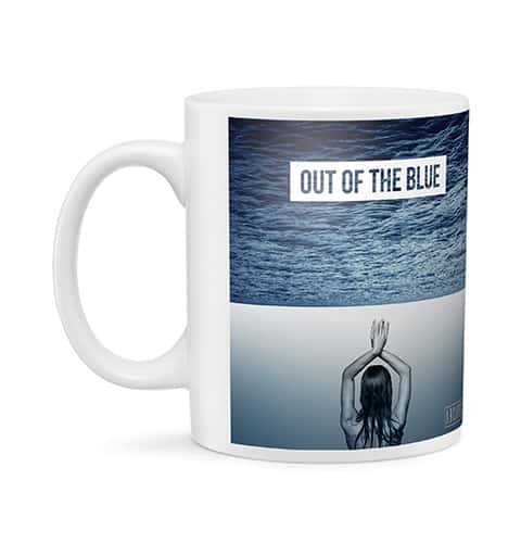 ARCAVES Out of the Blue Mug
