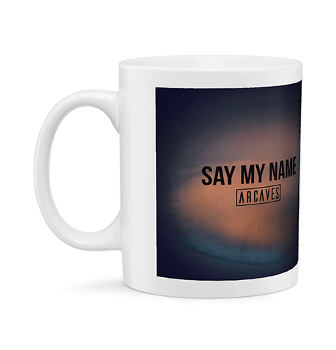Say My Name Mug